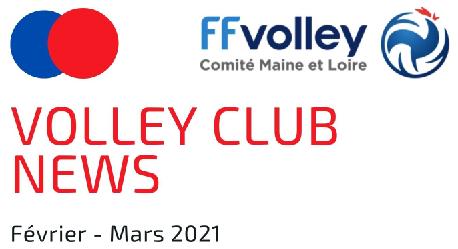 Volley Club News (Février-Mars)