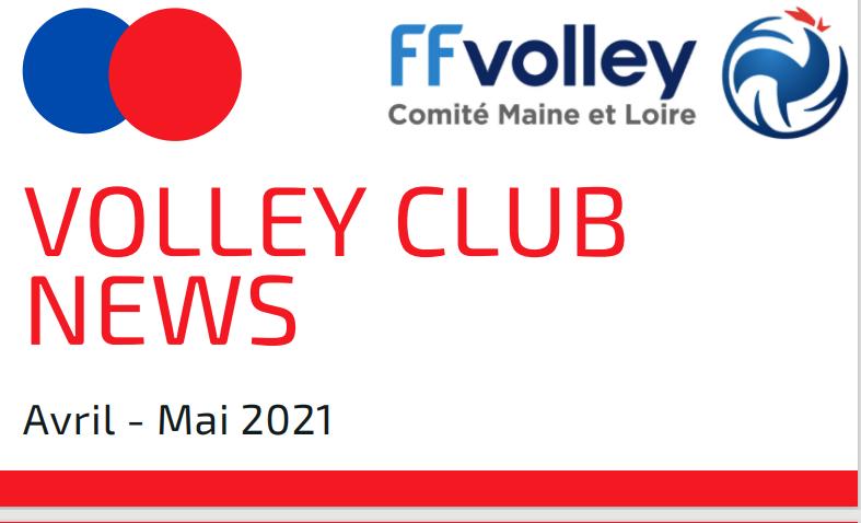Volley Club News (Avril-Mai)